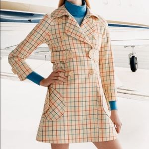 LIKE NEW Marc Jacobs Trench Coat