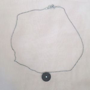 Jewelry - Silver Evil Eye Necklace