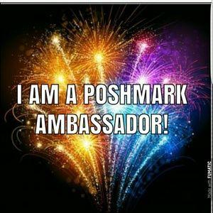 Other - 🎈🎈🎊🎉🎊 WOOHOO 🎈🎈🎊🎉🎊 I'M A POSH AMBASSADOR