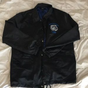 Longline Tour Jacket