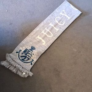 Juicy couture scarf NWOT