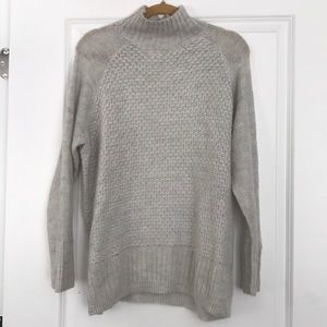 H&M grey turtleneck