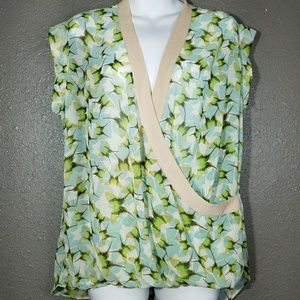 CAbi Womens Top Large #234