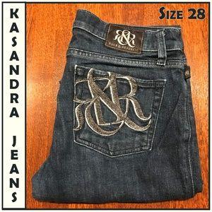 🦄 Rock & Republic Kasandra Bootcut Jeans