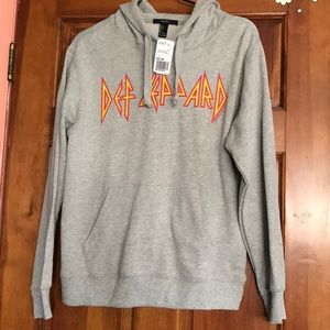 Def Leppard hoodie