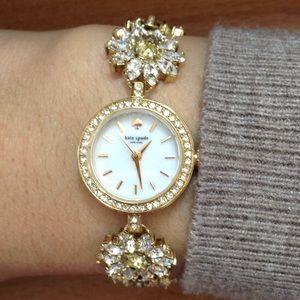 Kate Spade Daisy Watch