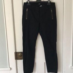 J. Crew Zip City Fit Pants