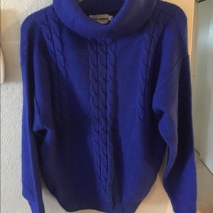 Alfred Dunner wool sweater