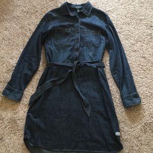 Ralph Lauren Jean Dress, long sleeves