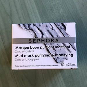 NWT SEPHORA face mask