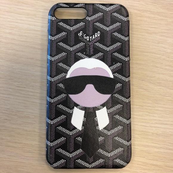 Fendi Karlito Cell Phone Case