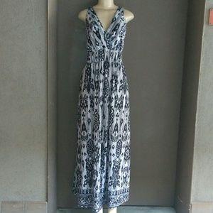 Sz 14 16 Lane Bryant maxi dress