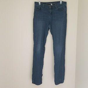 Denim - Straight cut jeans
