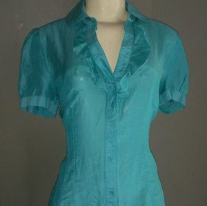 M Banana Republic blouse