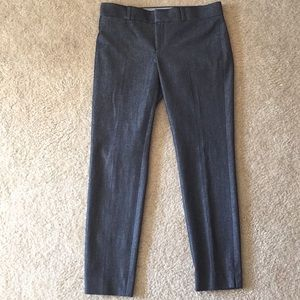 Banana Republic Gray Sloan Pants Size 4