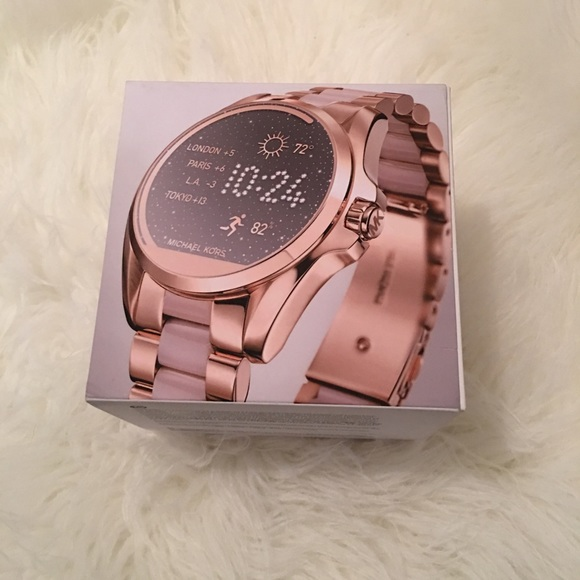Michael Kors Accessories Mk Smart Watch Poshmark