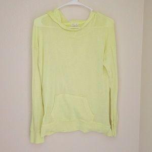 Sweaters - Yellow sweater.