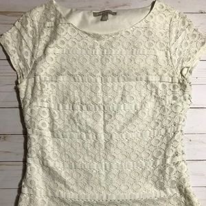 Banana Republic Lace Top - 4