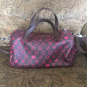 Marc by Marc Jacobs Handbag. Brown and Pink. 💗