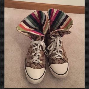 Booney Coach Sneakers