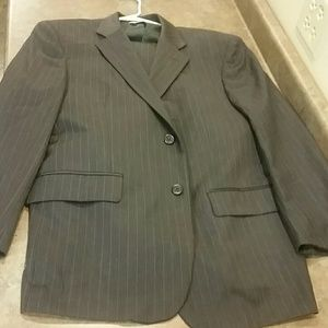 Men Suit by Joseph & Feiss 42S. Pin Striped