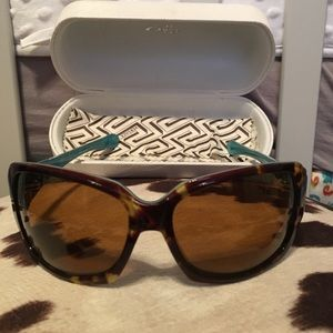 Oakley Tortoise Sunglasses