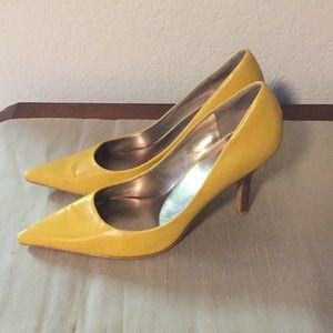 Nine West barbe heels, pumps.
