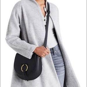 NWT - Madewell Stanza Herringbone Coat