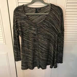 Cynthia Rowley long sleeve top