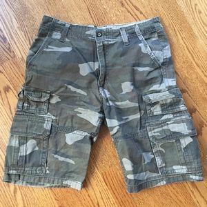 Other - Camo Cargo Shorts