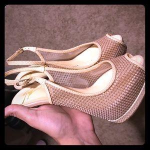 Giuseppe zanotti heels great condition size 7