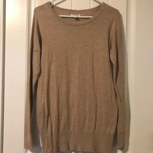 Old Navy Tan Sweater