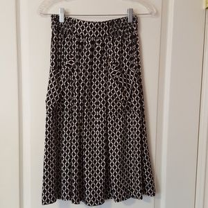 H&M Knee Length Skirt