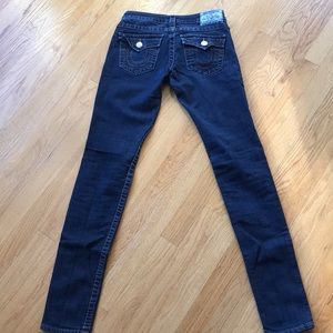 Authentic True Religion jeans. Skinny Washed once