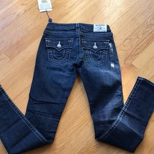 🆕Authentic True Religion skinny jeans NWT