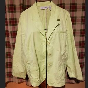 Sag Harbor Size XL Blazer Jacket
