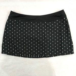 St. John Sport Swim Skirt Cover Up Size Small