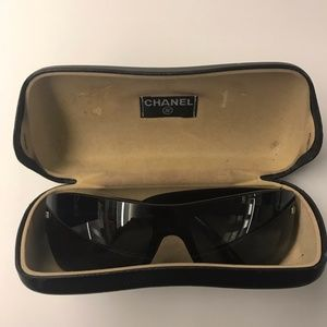 CHANEL Sunglasses 5092 Black