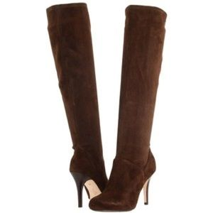 New Cole Haan Nike Air Talia Suede Knee Boot