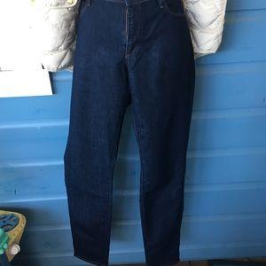 Loft Curvy Skinny Jeans 29/8 NWOT