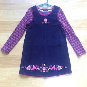 Other - Beautiful Girls Festive Dress w long sleeves