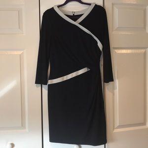 Ralph Lauren Navy Dress