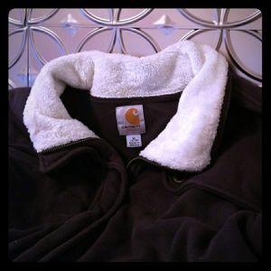 Carhartt Sweater Coat XL 18