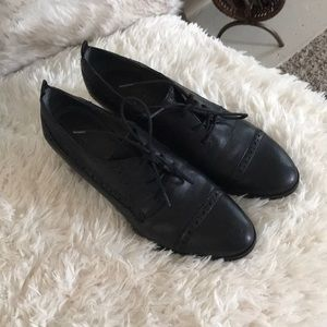 Elegant black shoes