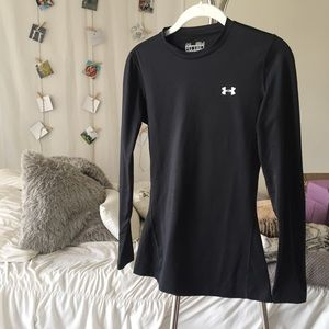 Long sleeve fitted UA thermal
