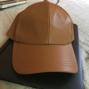 New free people baseball hat