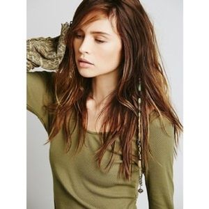 Free People dread charm hair clip in