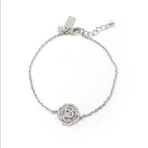 Kate Spade pave' Rose bracelet