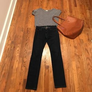 Banana Republic Dark Wash Jeans