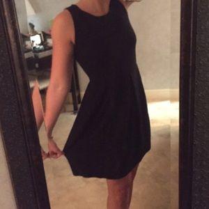 Gap Classic Black high neckline dress